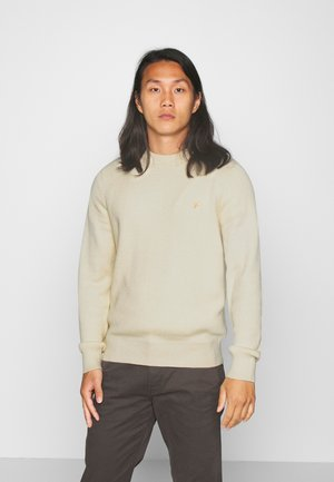 HORACE CREW - Jumper - cream