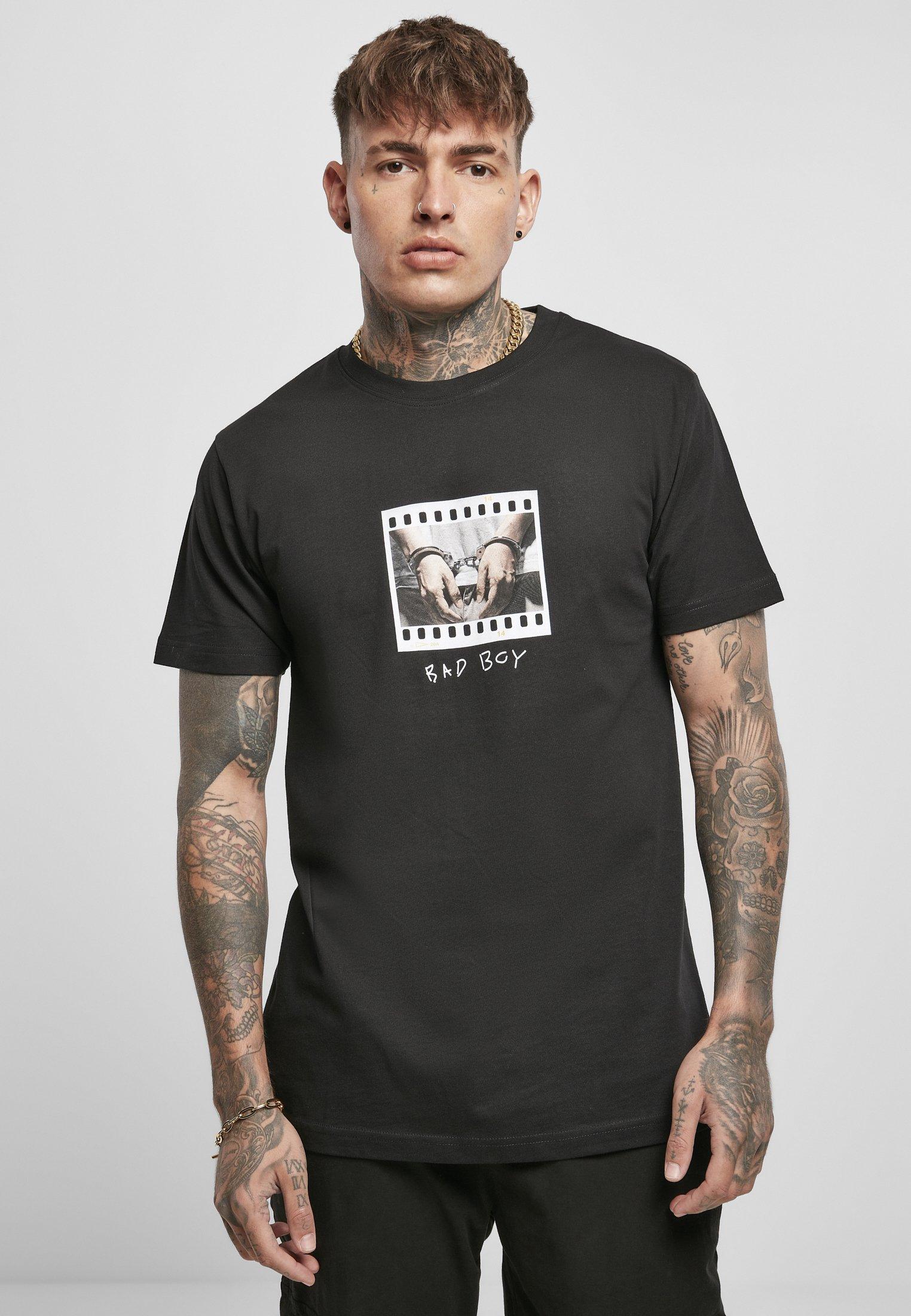 Homme BAD BOY HANDCUFFS TEE - T-shirt imprimé
