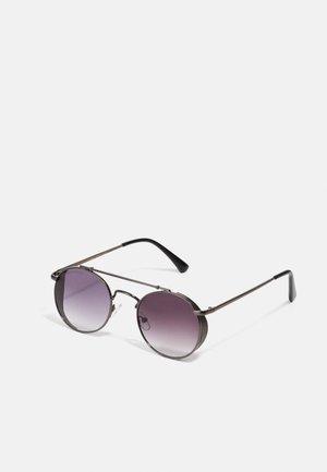 SUNGLASSES CHIOS UNISEX - Sluneční brýle - black/black