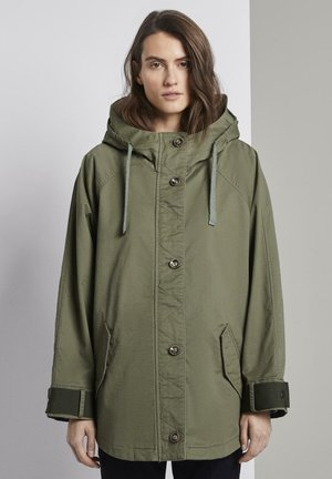 MODERNER  - Parka - tree moss green