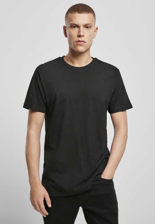 3 PACK - T-shirt basic - blk/blk/blk