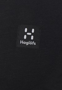 Haglöfs - TEE MEN - Basic T-shirt - true black - 2