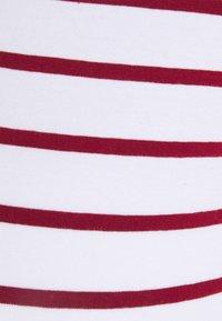 Anna Field MAMA - Vestido ligero - white/red - 2