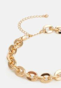 Pieces - PCRIKKY BRACELET 2 PACK - Armband - gold-coloured - 1