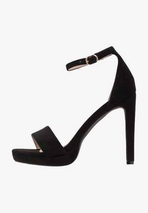 CIMONA - High heeled sandals - black