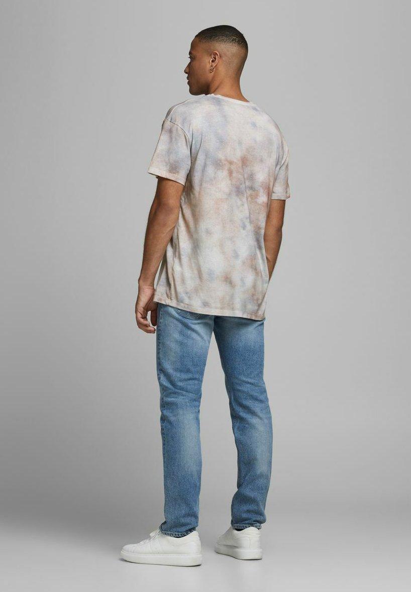 Jack & Jones Print T-shirt - white Gwd7f
