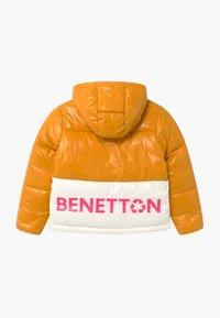 Benetton - Winterjas - yellow - 1