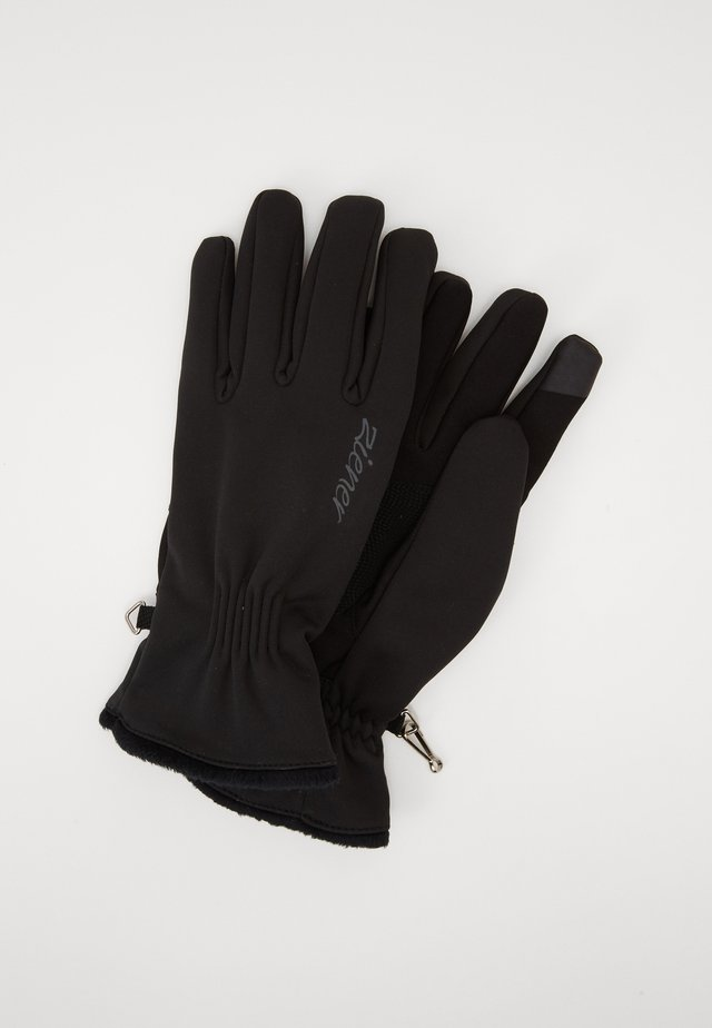 IBRANA TOUCH - Guantes - black