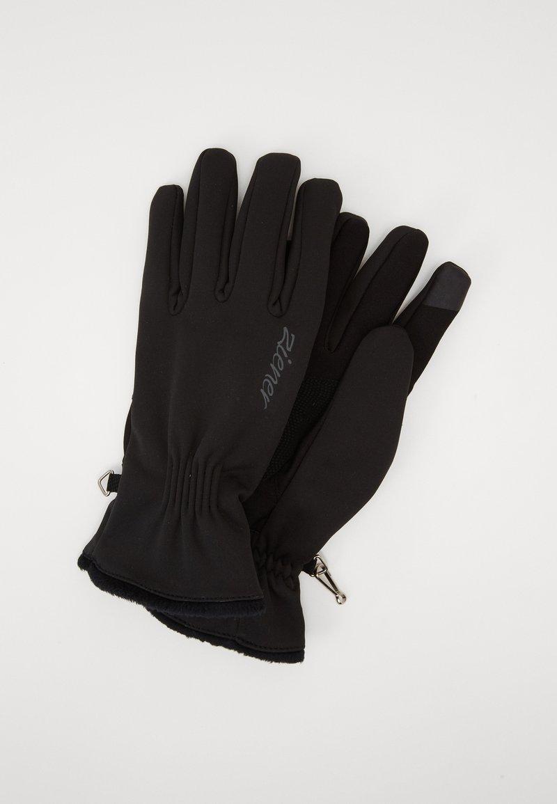 Ziener - IBRANA TOUCH - Gloves - black