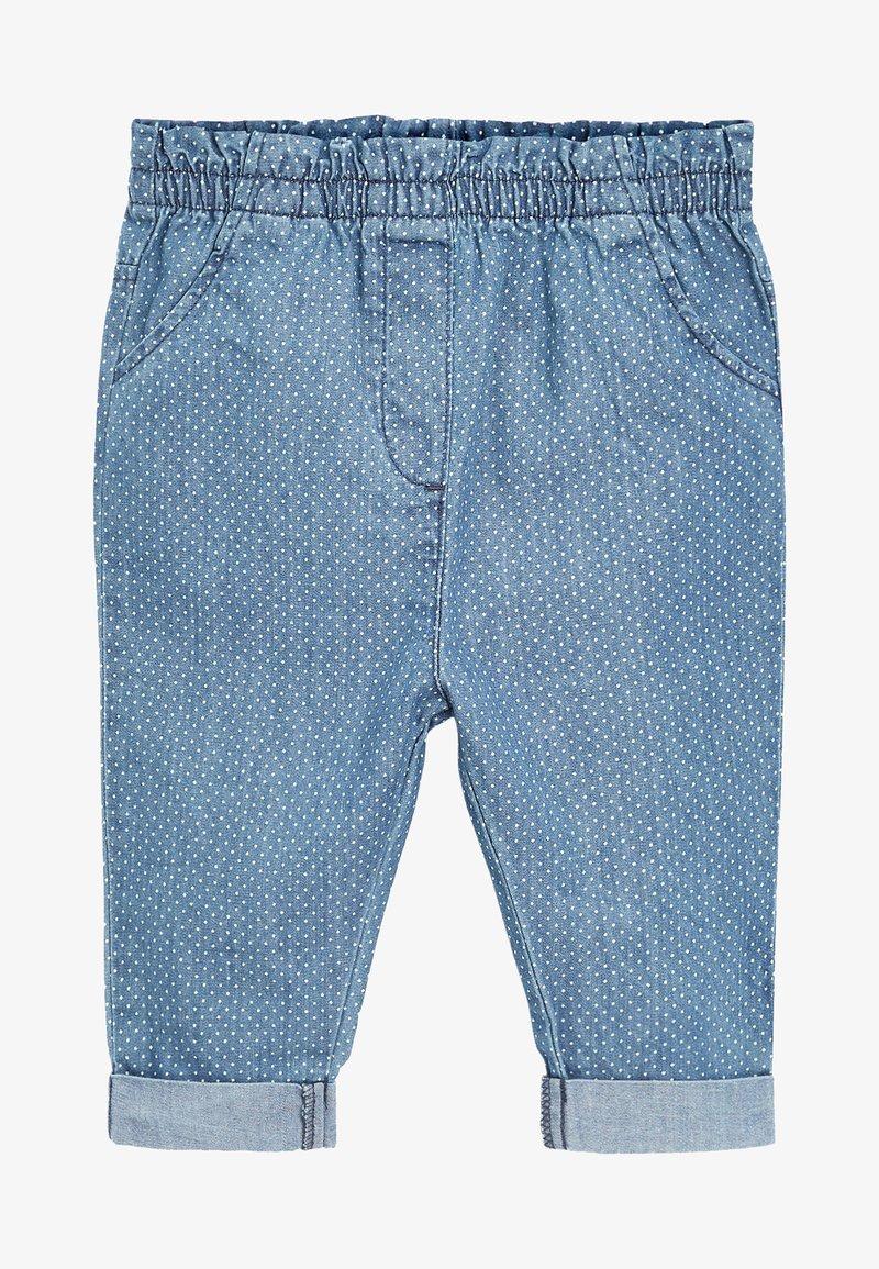 Next - Straight leg jeans - blue denim
