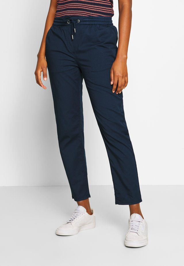 SAMIRA - Trousers - navy