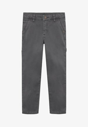 CARPENTE - Cargo trousers - gris