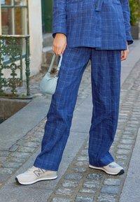 Wood Wood - SIRID TROUSERS - Trousers - blue - 5