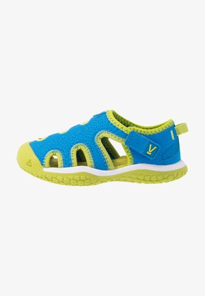 STINGRAY - Watersports shoes - brilliant blue/chartreuse