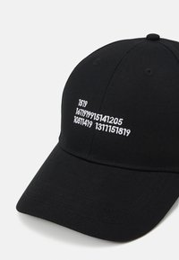 Only & Sons - ONSJOSS NUMBERS  - Cap - black - 3
