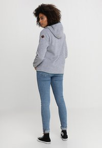 Burton - SNAP - Giacca in pile - gray heather - 2