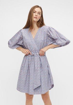 YASTASSA DRESS - Vapaa-ajan mekko - parisian blue/tassa