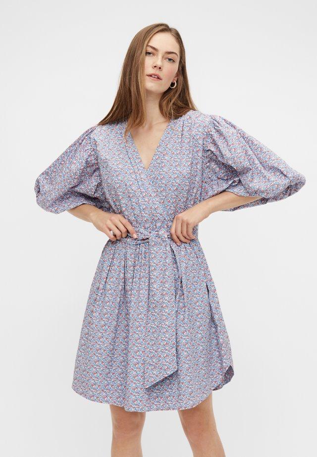 YASTASSA DRESS - Kjole - parisian blue/tassa