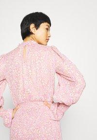Bec & Bridge - EMMANUELLE MINI DRESS - Day dress - pink - 4