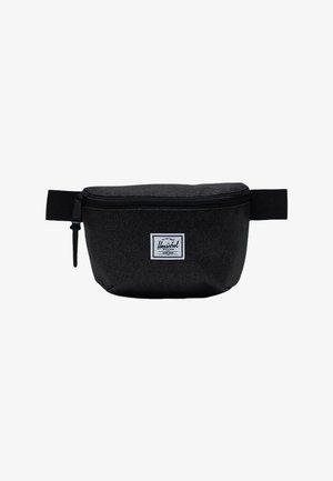 FOURTEEN - Bum bag - black sparkle