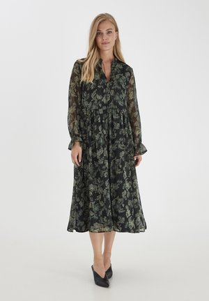 Day dress - pine grove mix