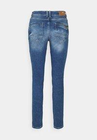 Mos Mosh - WAVE  - Jeans straight leg - blue - 1