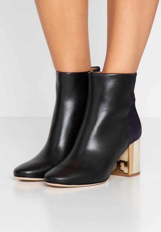 GIGI BOOTIE - Botki - perfect black/midnight