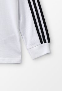adidas Originals - Long sleeved top - white/black - 2