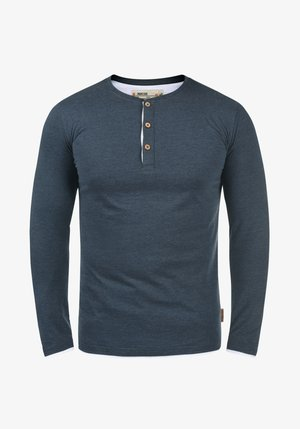 GIFFORD - Long sleeved top - navy mix