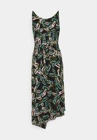 Diane von Furstenberg - AMY - Jersey dress - black - 7