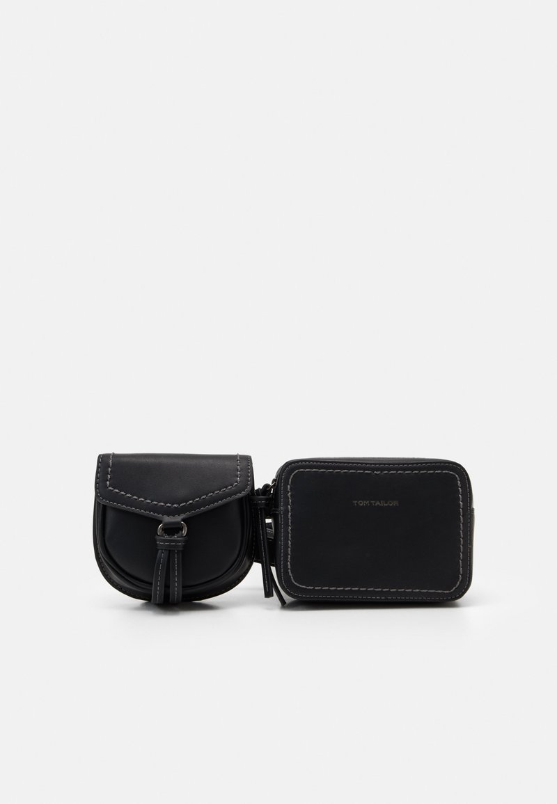 TOM TAILOR - LOTTA - Bum bag - black