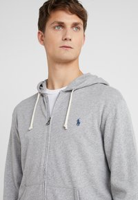 Polo Ralph Lauren - TERRY - Zip-up hoodie - andover heather - 4