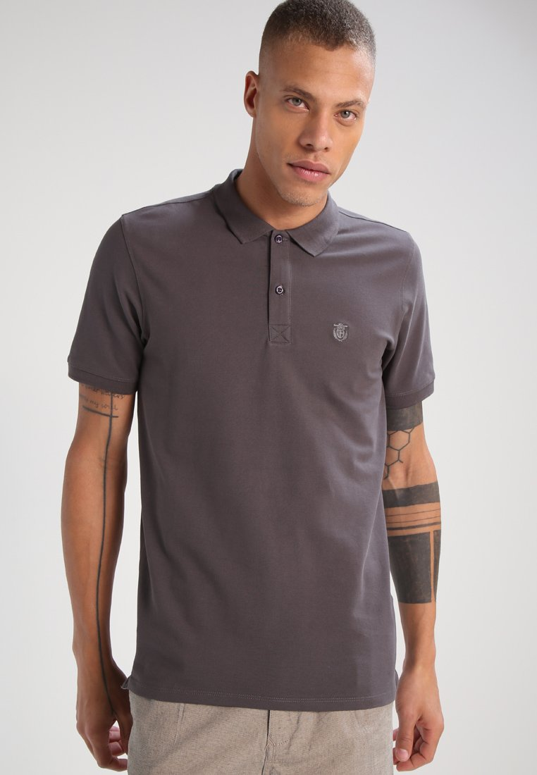 Selected Homme - SLHARO EMBROIDERY - Polotričko - pavement