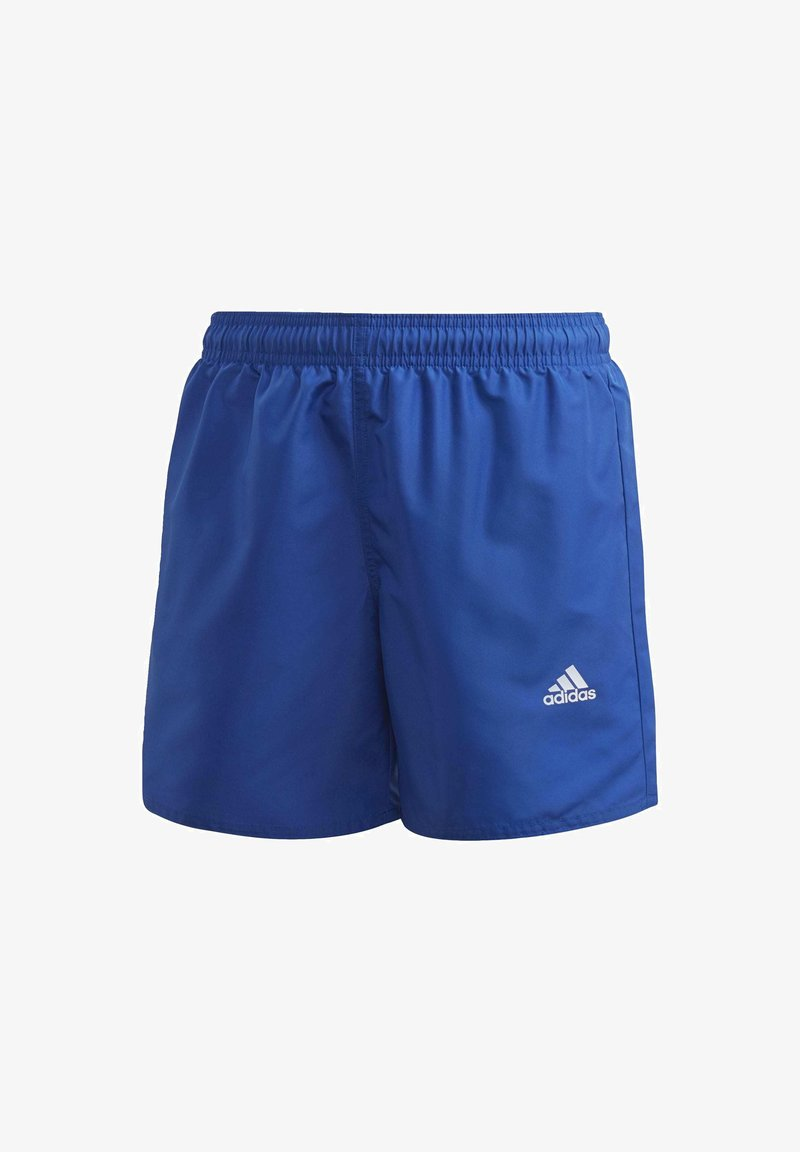 adidas Performance - CLASSIC BADGE OF SPORT SWIM SHORTS - Swimming shorts - blue