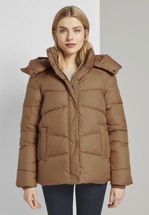 Veste d'hiver - light chestnut