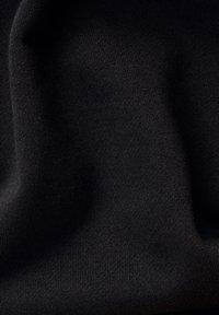 G-Star - MOCK NECK BF LONG SLEEVE - Day dress - dk black - 8