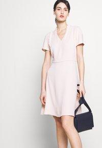 Emporio Armani - DRESS - Day dress - nude - 5