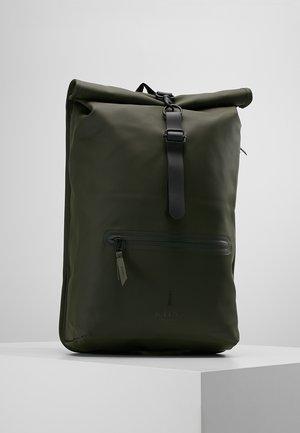 ROLL TOP - Rucksack - green