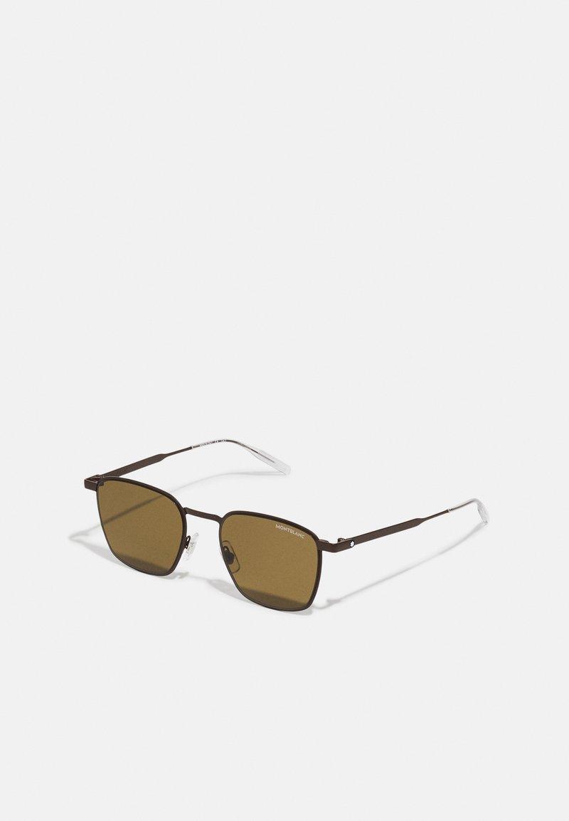 Mont Blanc - UNISEX - Sunglasses - brown