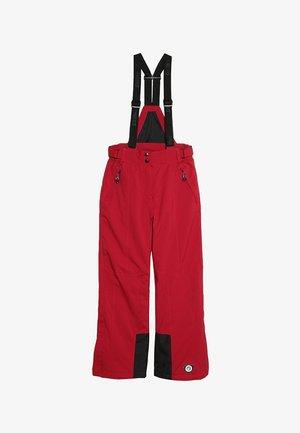 GANDARA - Spodnie narciarskie - himbeere