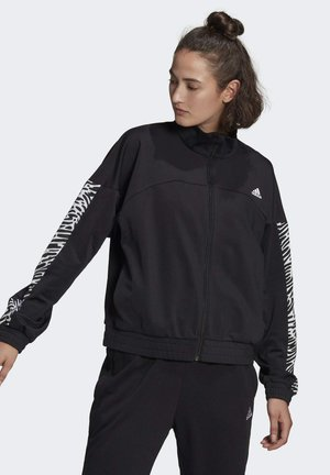 AEROREADY TRACK TOP - Training jacket - black