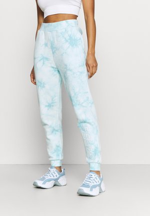 PANT - Tracksuit bottoms - light blue