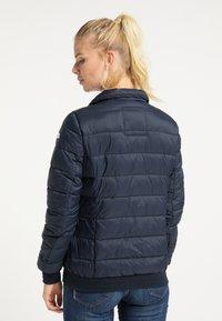 ICEBOUND - Winter jacket - marine - 2