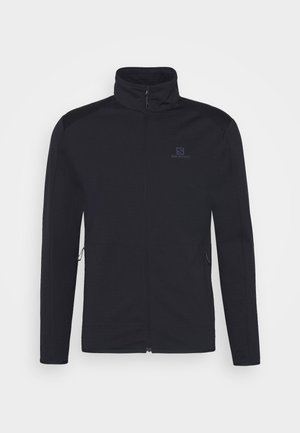 OUTRACK FULL ZIP MID  - Běžecká bunda - night sky