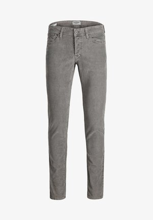 Slim fit jeans - charcoal gray
