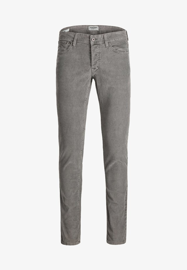 Vaqueros slim fit - charcoal gray