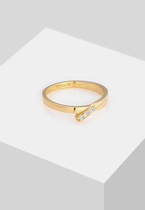 TRIO VERLOBUNG  - Ring - gold-coloured