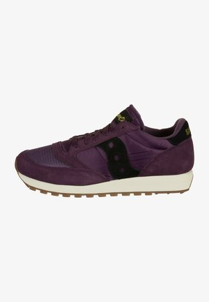 JAZZ ORIGINAL VINTAGE - Sneakers laag - blkberry/black
