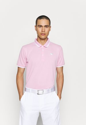 SIGNATURE TIPPED - Polo - pale pink