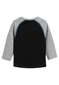 Next - 3PACK  - T-shirt à manches longues - black - 2